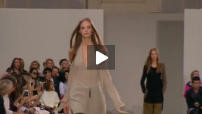 PARIS FASHION WEEK CHLOÉ SPRING SUMMER 2014 FASHION SHOW #PFW