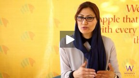 Interview with Sahra Musavi, Development Director of the Afghanistan Human Rights Film Festival