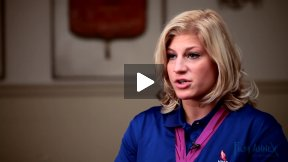 Judo Olympic and World Champion Kayla Harrison talks about her Sports career and the NYAC (New York Athletic Club)