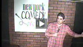 MTV Comedian Jared Freid in NYC