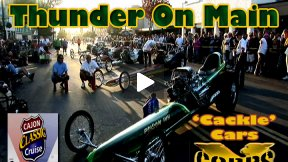 Xcorps TV presents Thunder on Main - Cackle Cars at El Cajon Classic Cruise