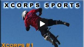 Xcorps TV #1. seg.1 - INVERT