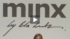 MERCEDES-BENZ FASHION WEEK BERLIN MINX BY EVA LUTZ SPRING SUMMER 2014 FASHION SHOW #MBFWB
