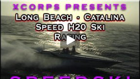 Xcorps Action Sports TV #7.) SPEEDSKI seg.1