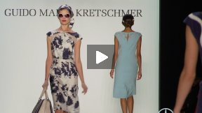 MERCEDES-BENZ FASHION WEEK BERLIN GUIDO MARIA KRETSCHMER SPRING SUMMER 2014 FASHION SHOW #MBFWB