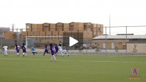 Female football and sports in Afghanistan, Friendly match between Esteqlal and National team