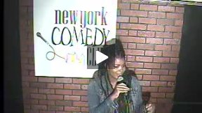 Comedian Janelle Jones argues that finding a man is not that hard