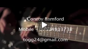Conroy Bamford - Showreel 2013