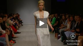 MERCEDES-BENZ FASHION WEEK BERLIN DIETRICH EMTER SPRING SUMMER 2014 FASHION SHOW #MBFWB