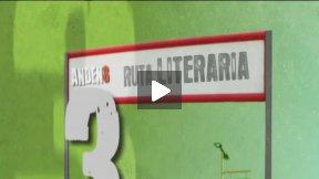 ANDÉN8 - SALAMANCA - RAZÓN 3 RUTA LITERARIA