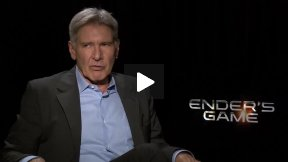 """Harrison Ford's Message in Response to """"Ender's Game's"""" Author's Anti-Gay Remarks"""