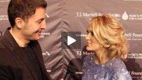 #InTheLab at the T.J. Martell Foundation New York Gala