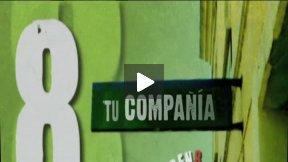 ANDÉN8 - SEGOVIA - RAZÓN 8 TU COMPAÑÍA