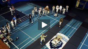 Columbia Fencing - Turn it Blue