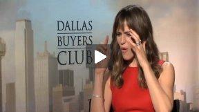 "Jennifer Garner Talks About ""Dallas Buyers Club"""