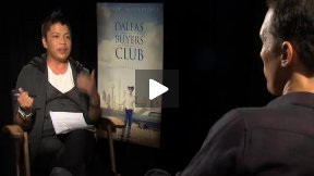 "Matthew McConaughey Interview for ""Dallas Buyers Club"""