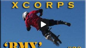 Xcorps Action Sports TV #30.) BMX  seg.2