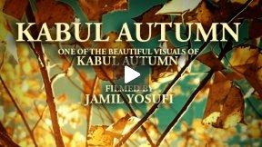 Kabul Autumn