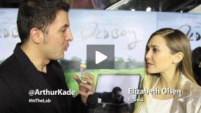 #InTheLab w Elizabeth Olsen (