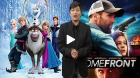 """Frozen"" and ""Homefront"" Movie Reviews"