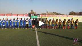 Afghan Female premier league of Kabul - Esteqlal VS Danish