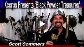 Xcorps Presents Tortuga Trading - Black Powder Treasures