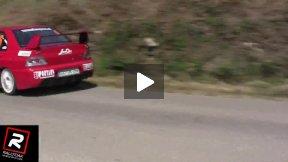 34° Rally Saturnus 2011 - Slovenia