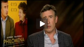 "Steve Coogan Talks About ""Philomena"""
