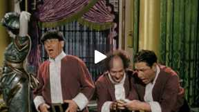 The Three Stooges in Malice in the Palace