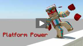 Minecraft Mini Games - Power Platform