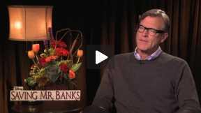 """Saving Mr. Banks"" Director John Lee Hancock Interview"