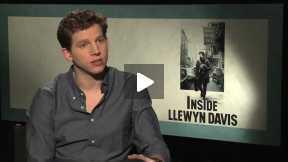 """Stark Sands Talks About """"Inside Llewyn Davis"""""""