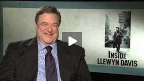 "John Goodman Talks About ""Inside Llewyn Davis"""