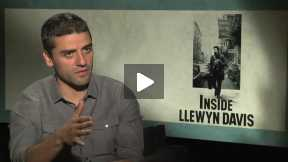 "Llewyn Davis Speaks!  Oscar Isaac Talks About ""Inside Llewyn Davis"""