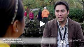 Schema Magazine Interview with Jeff Chiba Stearns on One Big Hapa Family