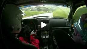 Rally Casciana Terme 2012 Fatichi-Martinelli SS1 Chianni
