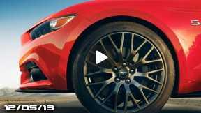 2015 Mustang, Fast & Furious 7 Delayed, 2016 BMW M8, Saleen EV, & FLDQoftheD!2015 Mustang, Fast & Furious 7 Delayed, 2016 BMW M8, Saleen EV, & FLDQoftheD!