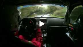 Rally Casciana Terme 2012 Fatichi-Martinelli SS2 Montevaso
