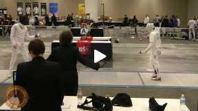 Cleveland 2013 - L8 - Alex Tsinis v Peregrine Badger