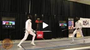 Cleveland 2013 - GOLD - Yeisser Ramirez v Peregrine Badger