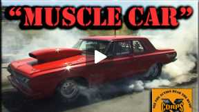 Xcorps Action Sports TV #43.) MUSCLE CAR seg.2