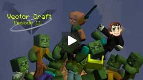 Minecraft - Server - Vector - Episode 11, Steampunk Cobble/Smelter Combo