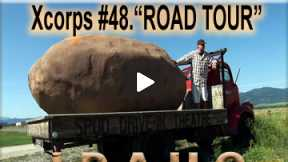 Xcorps Action Sports TV #48.) ROAD TOUR-1 seg.2