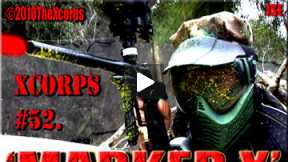 Xcorps Action Sports TV #52.) MARKER X seg.3