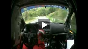 Rally Reggello 2012 Fatichi-Martinelli SS5 Piandiscò