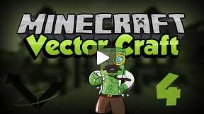 Minecraft - Lets Play! Vector Vanilla Ep : 4