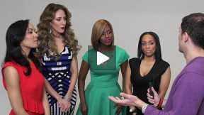 #InTheLab w Bravo's Melyssa Ford, Daisy Lewellyn, Mica Hughes and Brie Bythewood