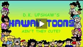 Kawaii Toons:  Shrimpkins