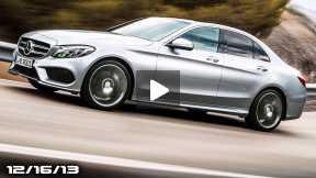 New Mercedes C-CLass, Lamborghini Huracan, Conan Gets A Lyft, Corvette Racecar, & CoW!