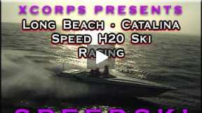 Xcorps Action Sports TV #7.) SPEEDSKI seg.3